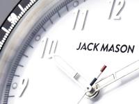 Jack Mason Logo Dial