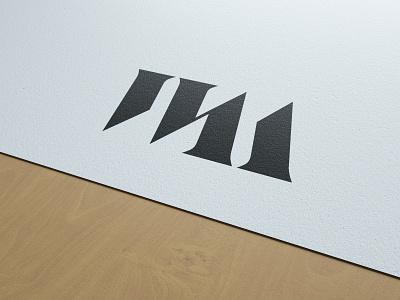 William McNeely Monogram V1 monogram logodesign logo typography branding design graphic design vector