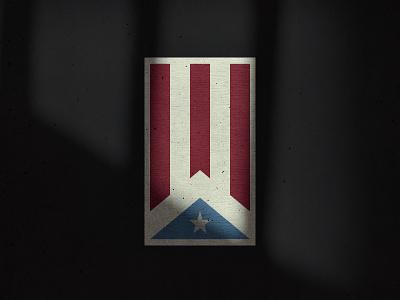 American flag redesign concept branding logo vector illustrator graphic design design illustration