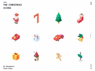 The Christmas Icons