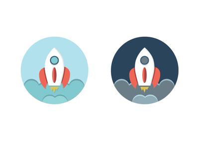 Rocket Launch Icon rocket icon rocket launch icon rocket icon night icon day icon