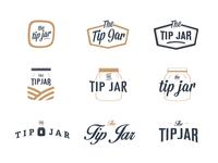 The Tip Jar Logo Concept