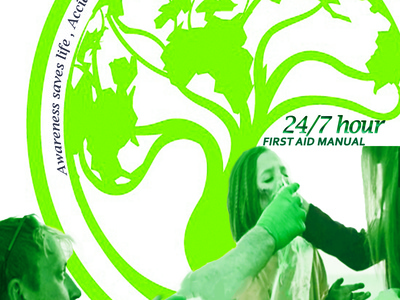 Flyer for print media flat poster design design branding