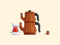 #14 Turkish tea
