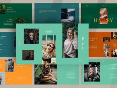 Hailey Keynote Template color design business presentation layout presentation template presentation design professional elegant modern clean simple multipurpose corporate web development web design website presentation templates template keynote