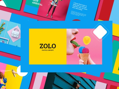 Zolo Google Slides Templates slides unique google slides template photos text editable version theme clean colors change easy image drop drag color google slide templates google slide template google slides google slide