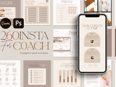 Instagram Creator Templates instagram template instagram stories instagram posts template social media social media template branding design instagram post instagram banner instagram templates instagram story template instagram post template stories story templates advertising color creator instagram creator