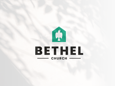 Bethel Church love christ church bethel professional craft work design custom logo tamplate branding graphic design logo