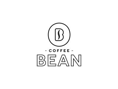 Monogram Coffee Bean media instagram identity business name professional love coffee speciality coffee coffee bean coffee craft work design graphic logo tamplate logo design logo