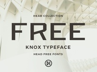 Knox Typeface