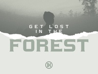 Get lost in the forest