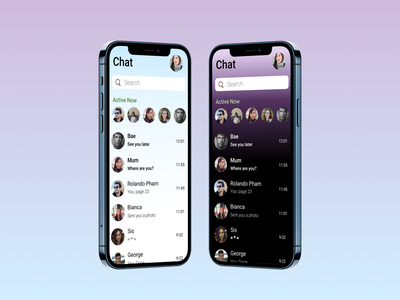 Direct Messaging dailyuichallenge ui design 100daychallenge messenger chat chatting chat app messaging message app message 013 dailyui013 daily ui 013 dailyui