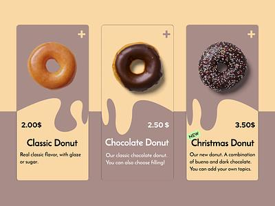 Pricing food donut mv daily ui dailyuichallenge 100daychallenge design ui pricing daily ui 030 030 dailyui