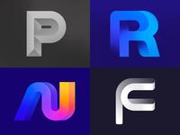 PRNF - 36 days of type