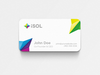 iSOL Business Cards