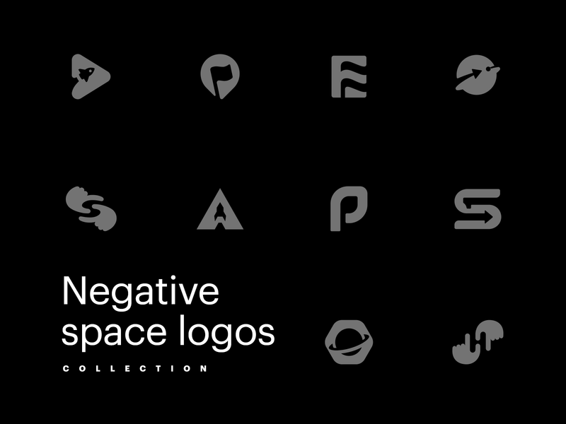 Negative space logo collection fintech minimal branding agency smart leo aiste branding studio brand identity brand studio branding smart design smart logo hidden meaning negative space icon negative space logo negative space logo logotype logo collection logofolio