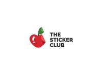 The Sticker Club logo proposal 2