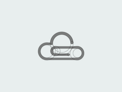 Cloud Clip icon