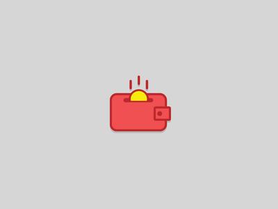Logo icon for money savers