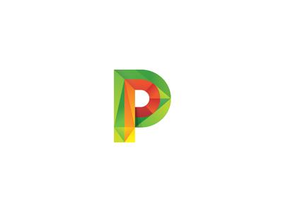 P Letter Logo Icon