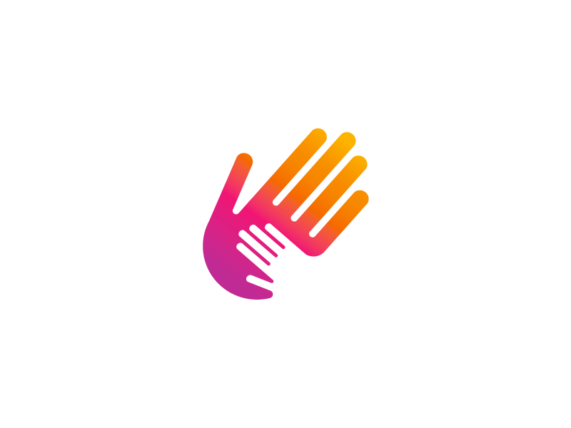 Hand In Hand by TIE A TIE by Aiste - Dribbble