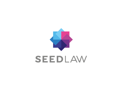 SEED Law Logo tieatie bold colour icon consult seed law