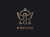 Birdcage logo design