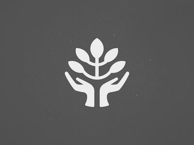 Caring Arms leaf logo leaf brand logo mark growth startup logo design branding agency branding minimal tieatie care tree of life hands icon tree logo tree house tree arms