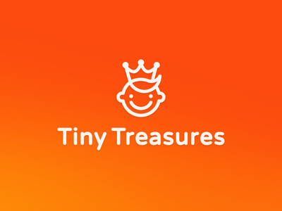 Tiny Treasures logo