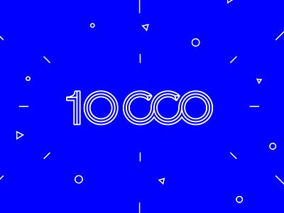 10 000 followers! Thank you! branding aiste dribbble followers 10000 10k