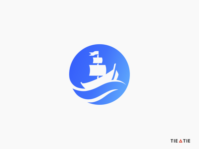 Ship in a Storm [icon]