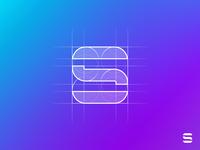 Smileazy - S + E monogram logo [GRID]