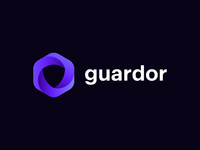 Guardor logo design
