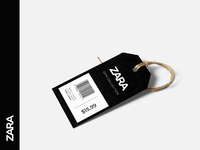 Zara Rebrand