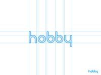Hobby Typeface [GRID]
