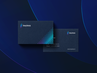 Keyless - business cards