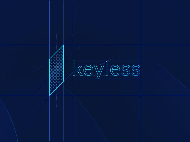 Keyless logo [GRID]