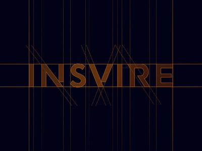 INSVIRE - custom typeface