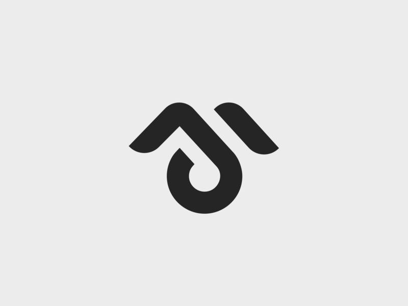 JM monogram aiste startup brand designer brand architect branding agency minimal logo minimal logo mark icon branding logo tieatie lettering letter a logo letter mark letter mark monogram lettermark monogram mj jm