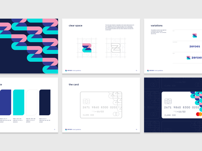 ZEROES - brand guidelines