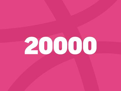 20k times Thank you!