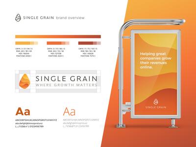 Single Grain Brand Overview