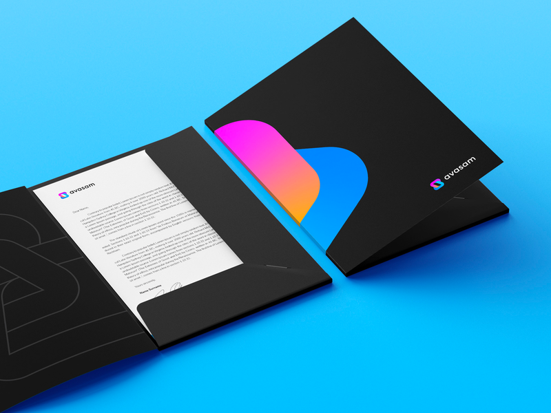 Folder design smart by design fintech aiste startup logo startup branding gradient icon branding agency brand studio brand strategy brand identity branding design brand design branding identity designer identity design identitydesign identity branding identity folder