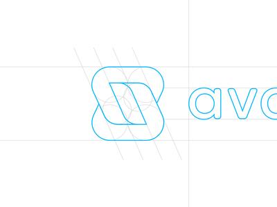 Logotype grid construction