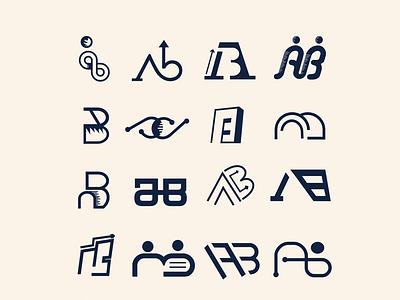A+B| Logo folio Challenge