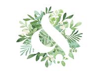 Leafy Ampersand