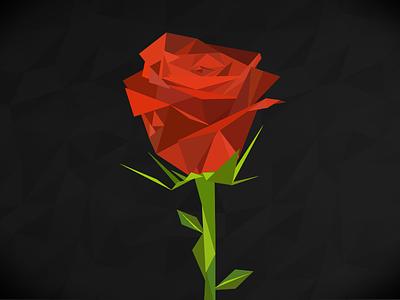 Rose rose illustration flower