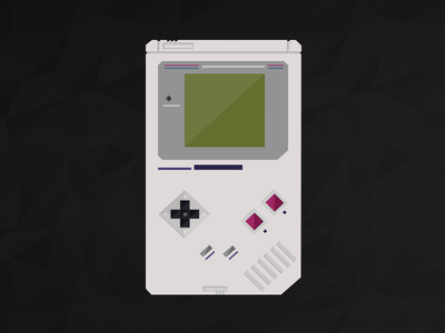 Gameboy 90s nintendo gameboy retro