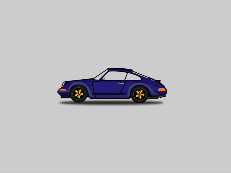 P911 car auto auto illustration illustration porsche911 911 porsche