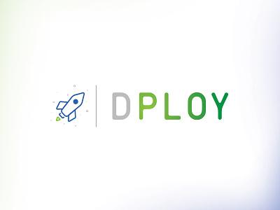 Dploy Logo logo illustration design